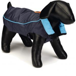 Nano hondenjas Monsoon blauw 50 cm
