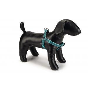 Dagaanbieding - Hondentuig nylon Geo 60-100cm donkergroen dagelijkse aanbiedingen