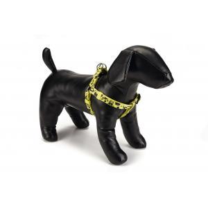 Dagaanbieding - Hondentuig nylon Monster 60-100cm geel dagelijkse aanbiedingen