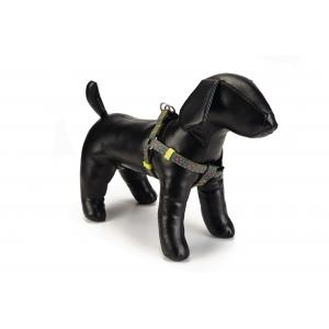 Hondentuig nylon Spira 60-100cm lichtgroen
