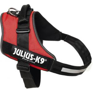 Dagaanbieding - Julius-K9 IDC-Powertuig 82-115cm rood dagelijkse aanbiedingen