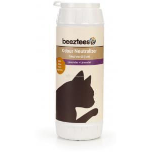 Lavendel geurverdrijver voor kattenbak 750 gram