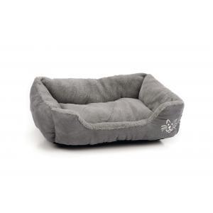 Baboo kattenmand grijs