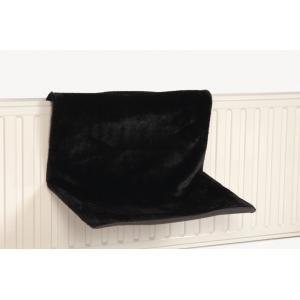 Sleepy radiator kattenhangmat zwart