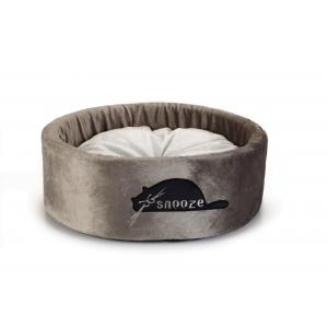 Snooze kattenmand taupe
