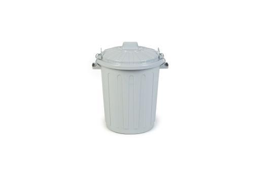Curver voederton voedselcontainer hond lichtgrijs 23l