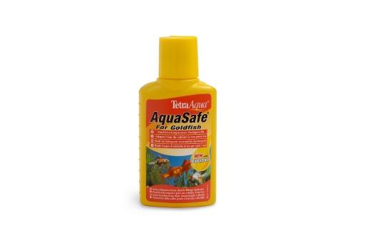 Tetra aquasafe goudvissen - vis - 100 ml