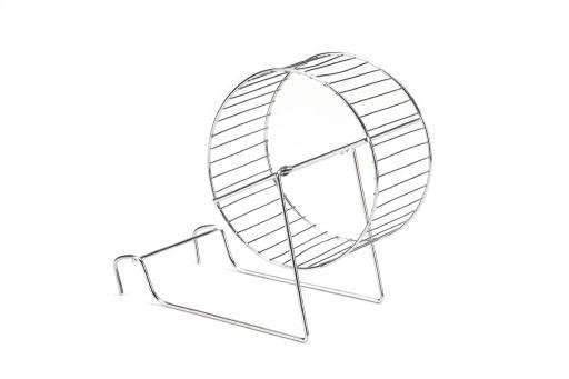 Beeztees hamstermolen - knaagdierspeelgoed - l - 15 cm