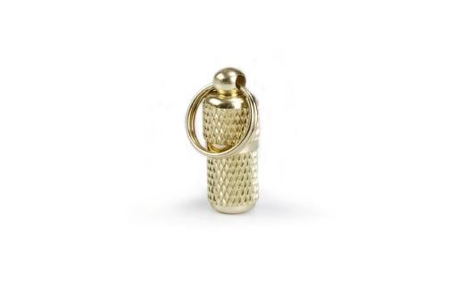 Beeztees adreskoker kattenhalsband goud 22 mm