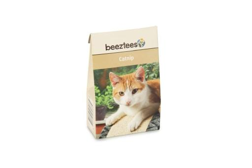 Beeztees catnip in doosje - kattenkruid - 20 gram