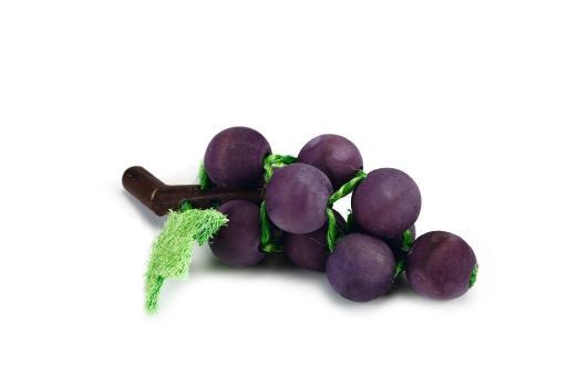 Korting Beeztees druiventros knaagdierspeelgoed hout
