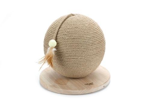 Designed by lotte balty krabbol - krabpaal - 30x30x27 cm