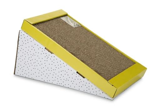 Beeztees rampino krabhelling karton 47x26x25 cm