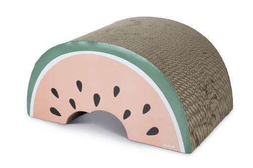 Beeztees melon - krabspeelgoed - karton - 50x33x25 cm