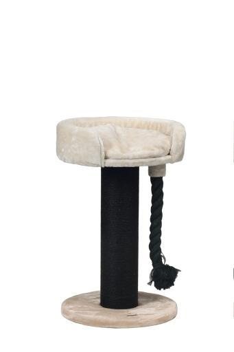 Beeztees tura krabpaal creme 60x60x100 cm