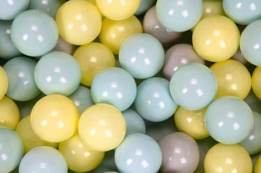 Beeztees speelballen voor ballenbad hondenspeelgoed 200st