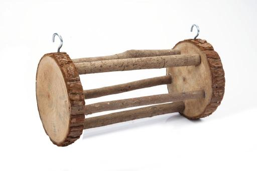 Beeztees knaagdierruif knaagdierkooi hout 24x13,5 cm