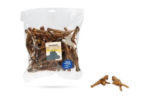 Beeztees kippenpoten hondensnack voordeel 750 gram