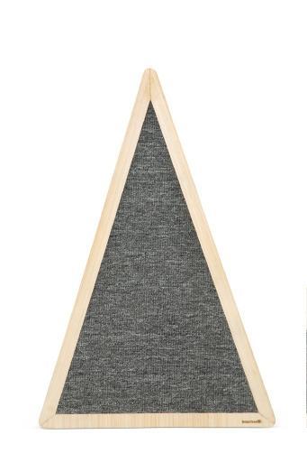 Beeztees boye - krabplank - hout - 75x50x1,8 cm