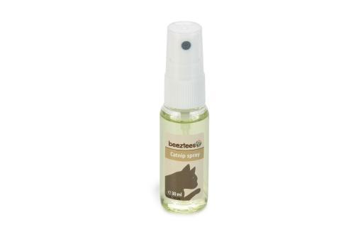 Beeztees catnip spray flesje - kattenkruid - 30 ml
