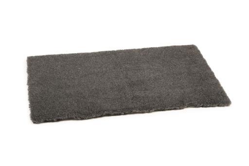 Beeztees eco vetbed rumax hondenmat bench antraciet 109x69cm