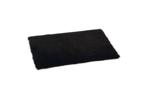 Beeztees eco vetbed rumax hondenmat bench zwart 78x55cm