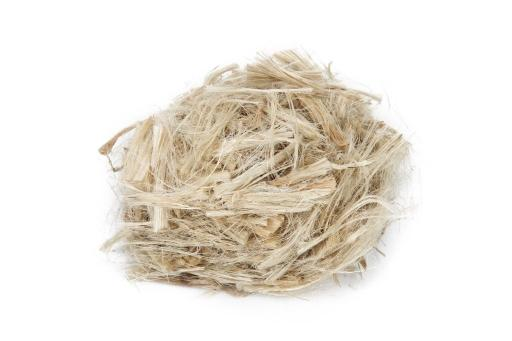 Beeztees nestmateriaal vogel jute 250 gram