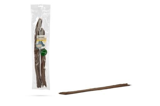 Beeztees kippenstrips met insect en rund hondensnack 40 cm 3st