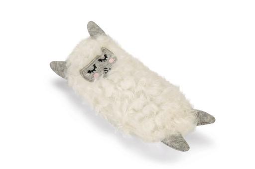 Beeztees kitten lama kattenspeelgoed 16x7x4 cm