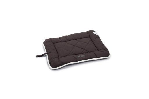 Nano hondenkussen bench grijs 62x44x3,5 cm