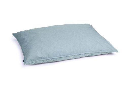 Beeztees ferro - hondenkussen - lichtblauw - 100x70 cm