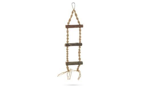 Beeztees hinto ladder - vogelspeelgoed - 36 cm