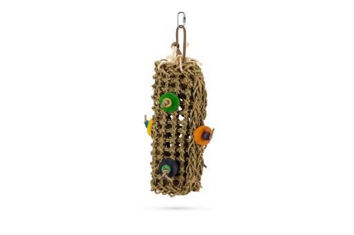 Beeztees kiedo - vogelspeelgoed - 13x45 cm