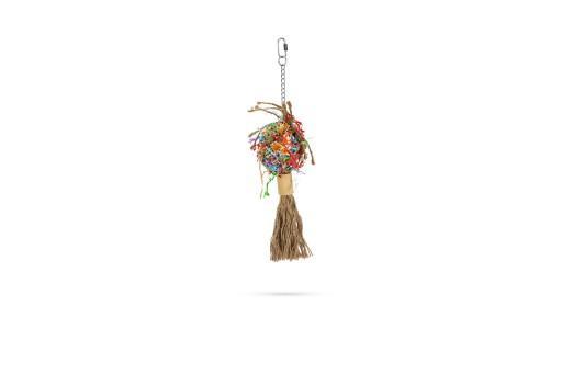 Beeztees ovi - vogelspeelgoed - 36 cm