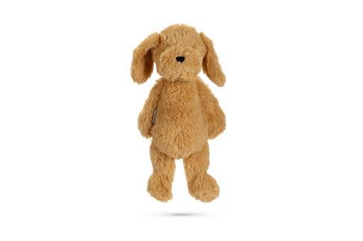 Beeztees hond vajen hondenspeelgoed pluche lichtbruin 41x15x13 cm