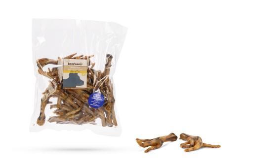 Beeztees kippenpoten hondensnack voordeel 680 gram