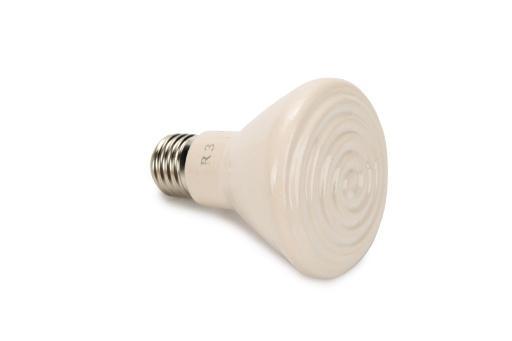 Powerheat donkerstraler - 60 watt