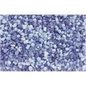 Aquariumgrind Lux melange blauw
