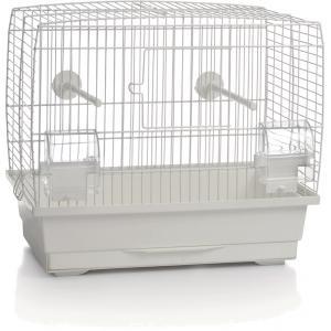 Dagaanbieding - Vogelkooi Natalia 1 wit dagelijkse aanbiedingen