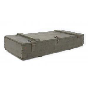 Oude munitiekist 106x44x22 cm