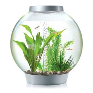 BiOrb Classic aquarium 15 liter LED zilver