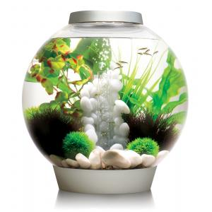 BiOrb Classic aquarium 60 liter LED Tropical zilver