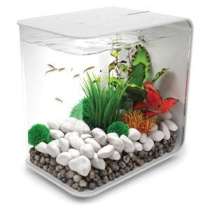 BiOrb Flow aquarium 15 liter MCR wit