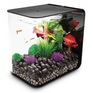 BiOrb Flow aquarium 15 liter MCR zwart