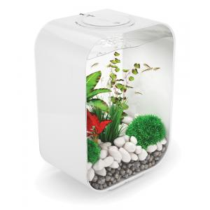 BiOrb Life aquarium 15 liter MCR wit