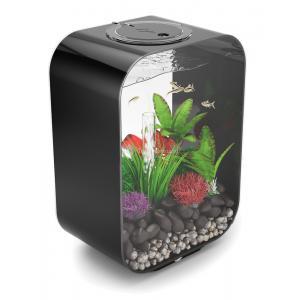 Dagaanbieding - BiOrb Life aquarium 15 liter MCR zwart dagelijkse aanbiedingen