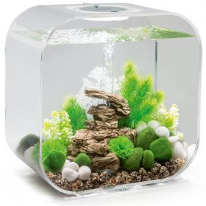 BiOrb Life aquarium 30 liter MCR transparant