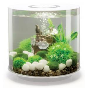 BiOrb Tube aquarium 15 liter LED wit