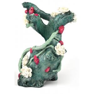 BiOrb ornament bloemen boomstronk groen aquarium decoratie
