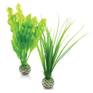Decoratie Aquarium Easy Plant Groen S Biorb